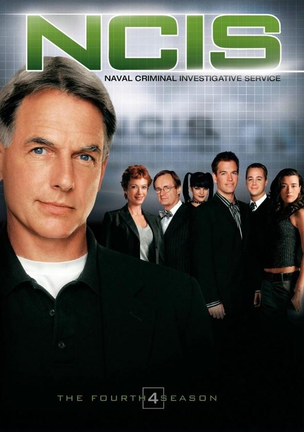 Navy: Investigación criminal Temporada 4 poster