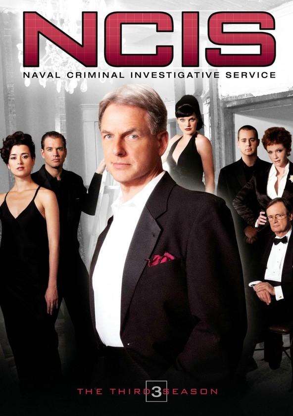 Navy: Investigación criminal Temporada 3 poster