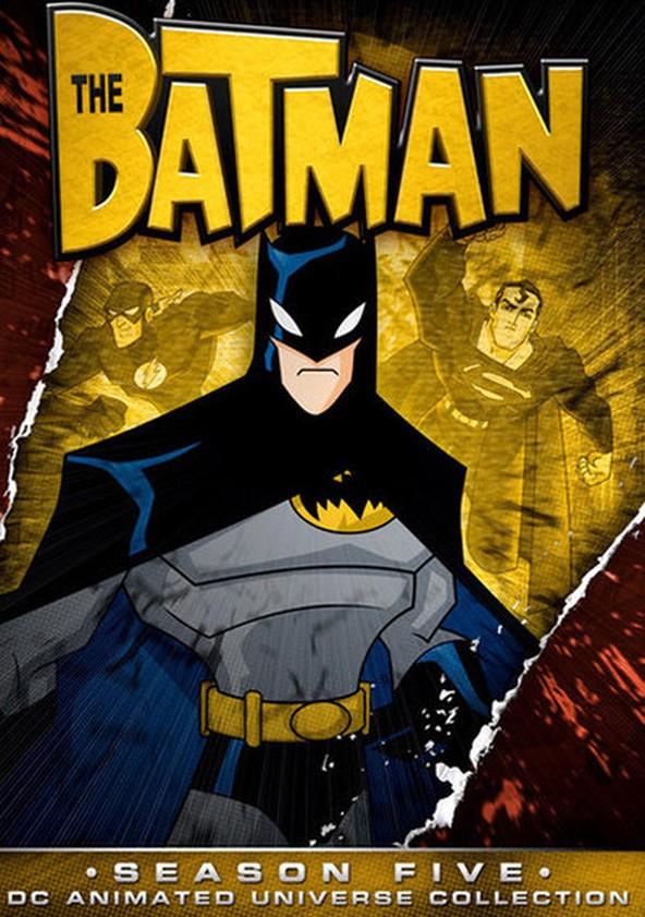 The Batman Season 5 - watch full episodes streaming online