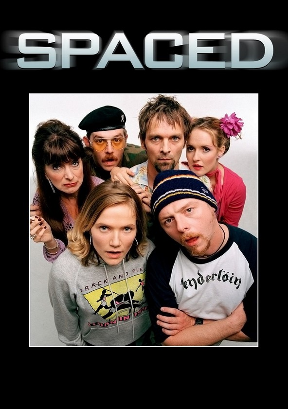 Spaced Season 1 poster