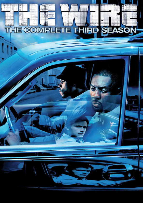 The Wire Season 3 - watch full episodes streaming online