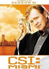CSI: Miami 10.ª Temporada