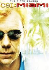 CSI: Miami 5.ª Temporada