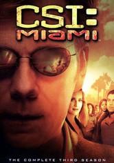 CSI: Miami 3.ª Temporada