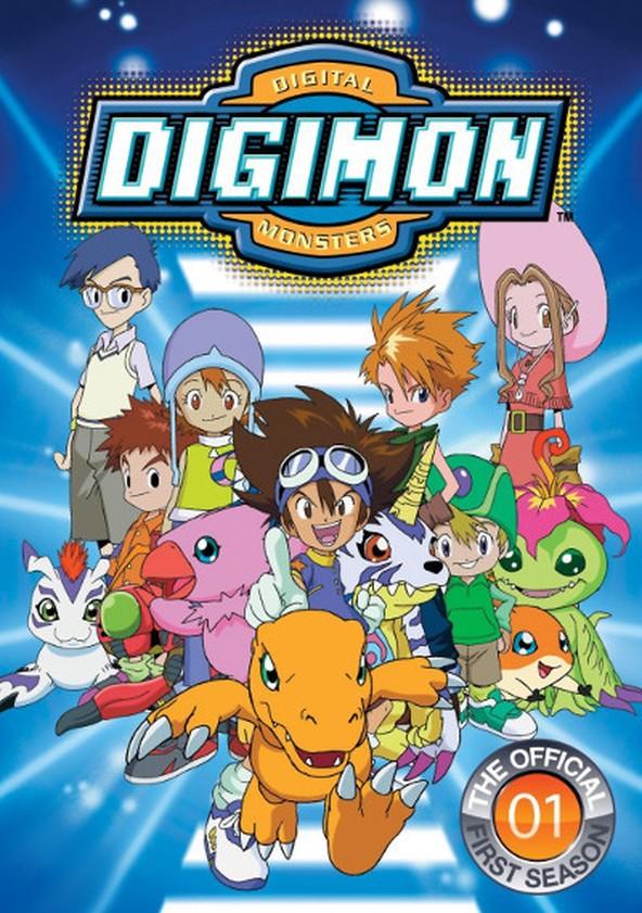 Digimon Tri Folge 1
