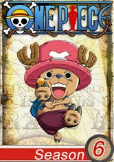 One Piece Skypiea Arc