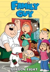 Family Guy 8.ª Temporada
