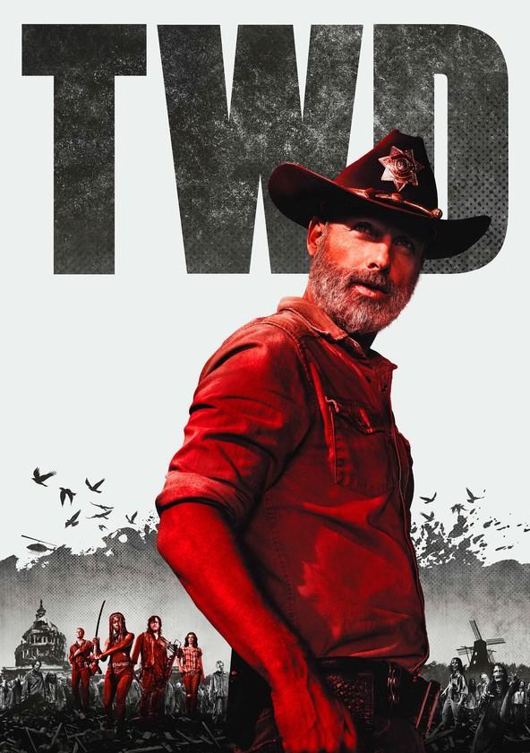 The Walking Dead Season 9 poster