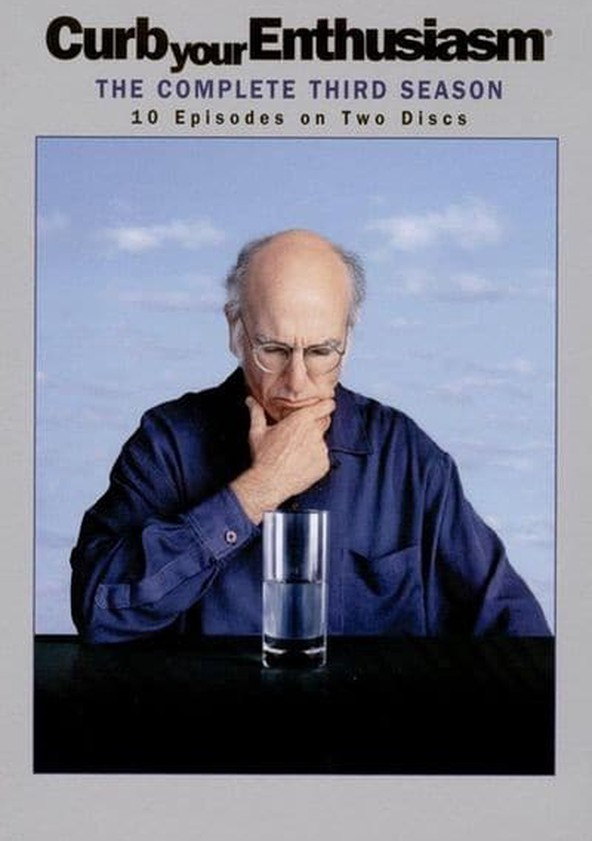 Curb Your Enthusiasm: Season 3 movie poster