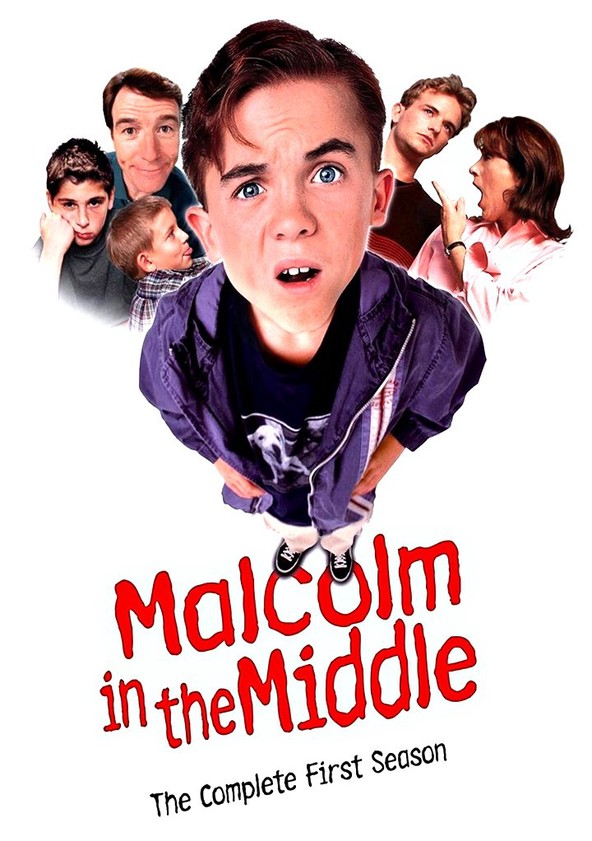 Malcolm in the Middle: Season 1 movie poster