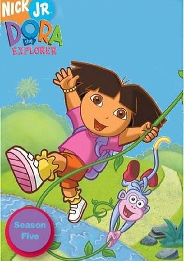Dora Staffel 5 poster