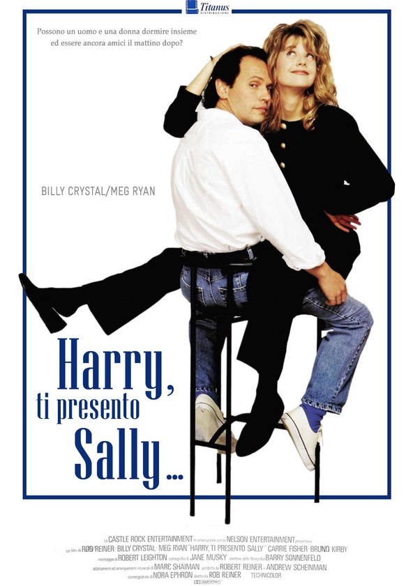 Harry ti presento Sally...