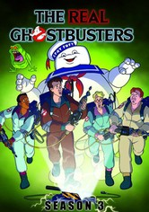 The Real Ghostbusters Season 3