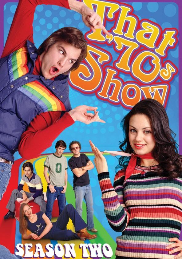 That '70s Show Season 2 poster