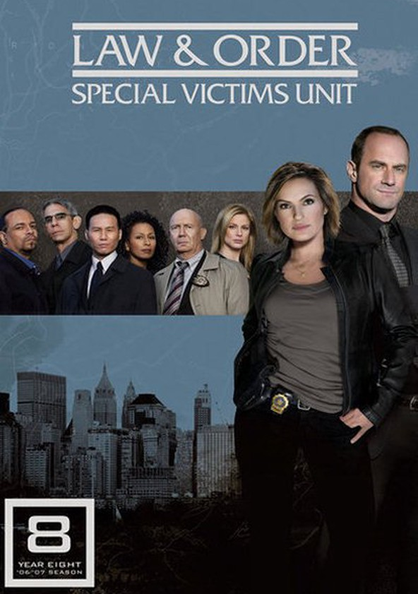Law & Order: Special Victims Unit Season 8 poster