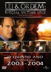 Lei & ordem: Unidade de Vítimas Especiais 5.ª Temporada