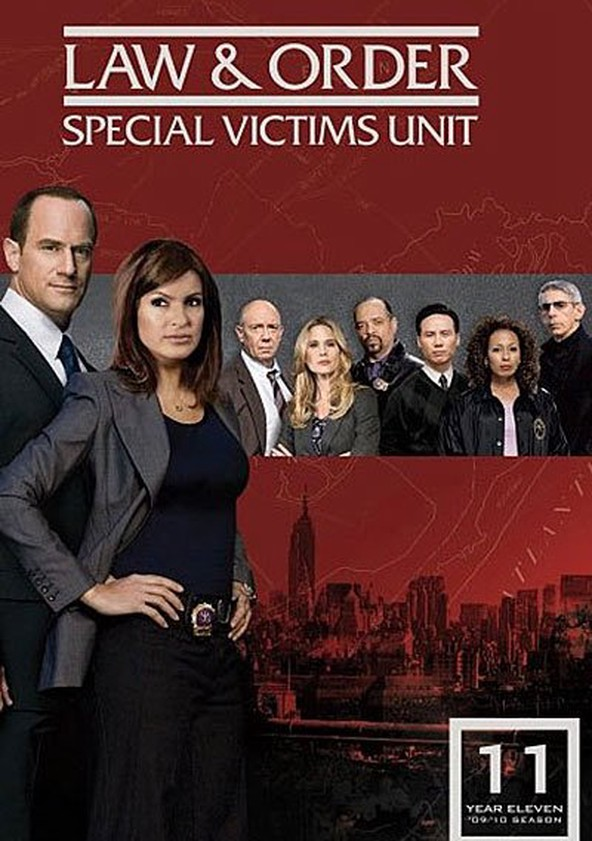 Law & Order: Special Victims Unit Season 11 poster