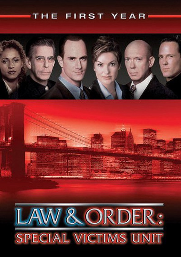 Law & Order: Special Victims Unit Season 1 poster