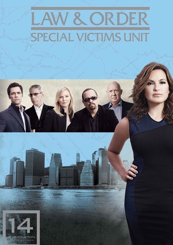 Law & Order: Special Victims Unit Season 14 poster