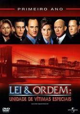 Lei & ordem: Unidade de Vítimas Especiais Temporada 1