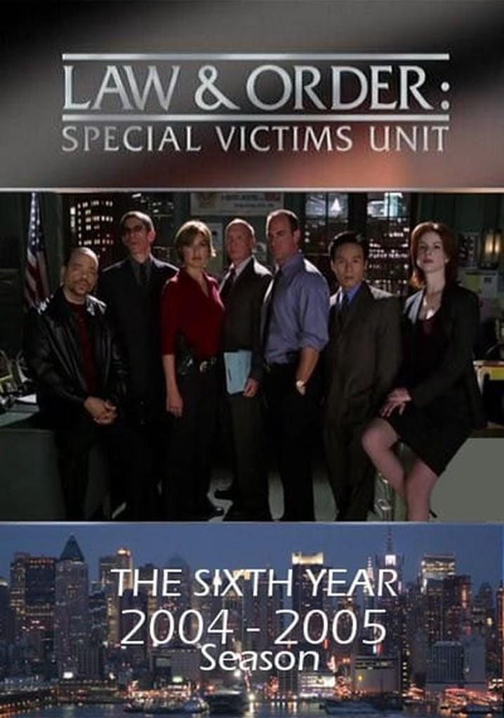 Ley y orden: unidad de víctimas especiales