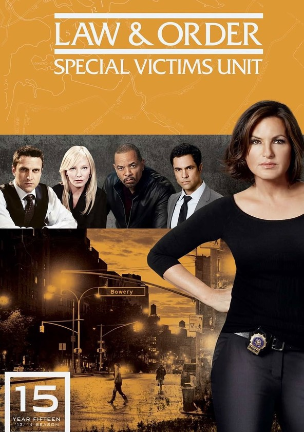 Law & Order: Special Victims Unit Season 15 poster