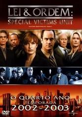 Lei & ordem: Unidade de Vítimas Especiais 4.ª Temporada