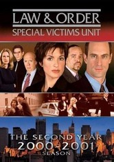 Law & Order: Special Victims Unit Staffel 2