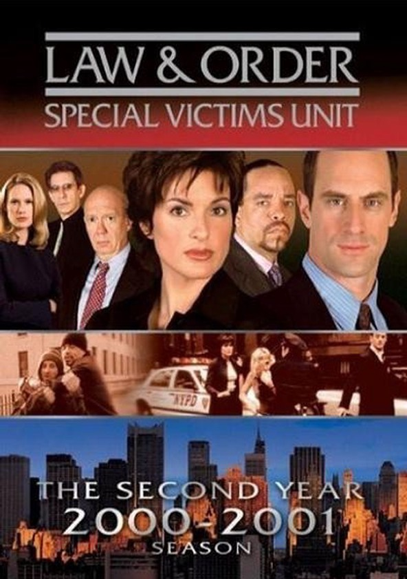 Law & Order: Special Victims Unit Season 2 poster