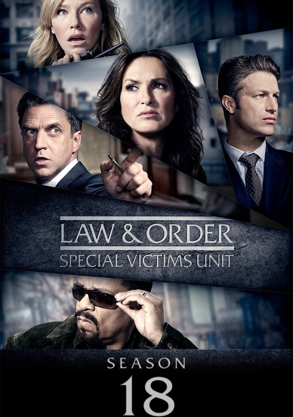 Law & Order: Special Victims Unit Season 18 poster