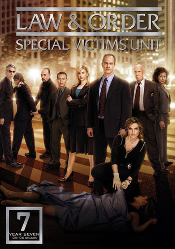 Law & Order: Special Victims Unit Season 7 poster