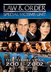 Law & Order: Special Victims Unit Staffel 3