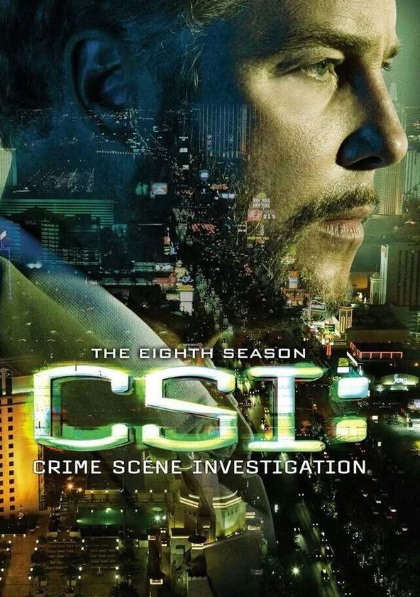 CSI: Crime sob Investigação Temporada 8 poster