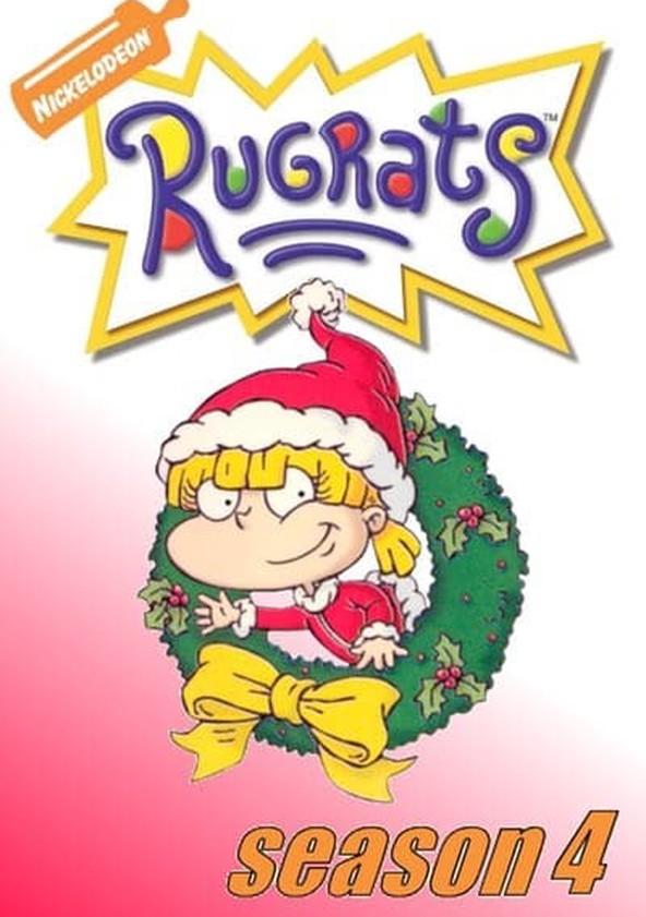 Rugrats Staffel 4 poster