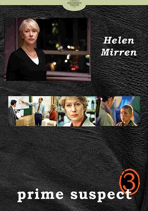Prime Suspect Season 3 poster