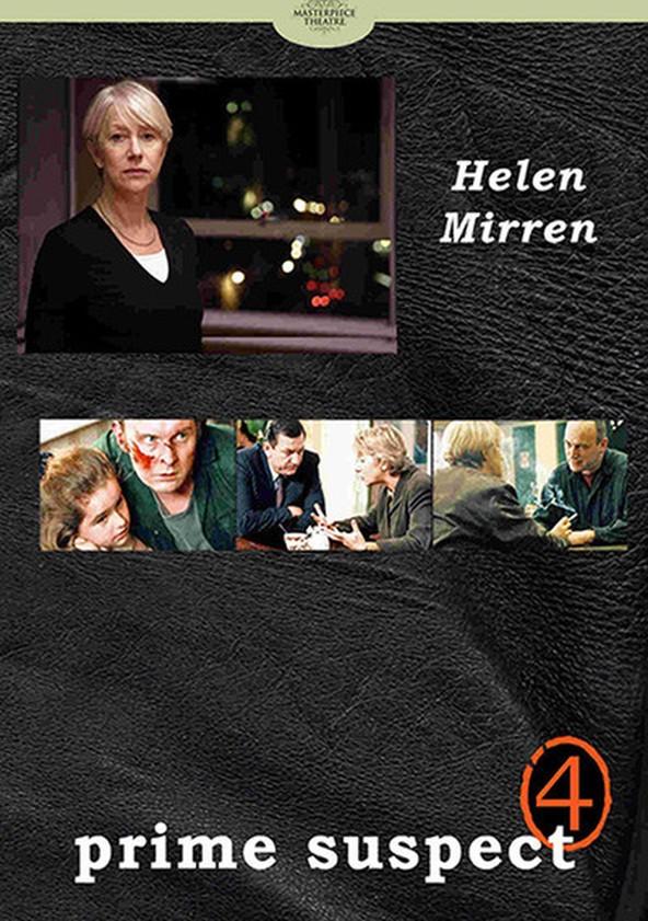 Prime Suspect Season 4 poster