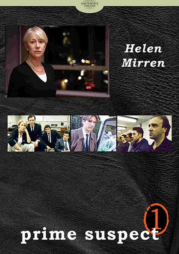 Prime Suspect Season 1 poster