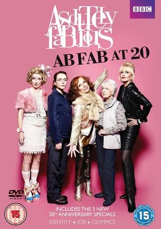 Ab Fab at 20