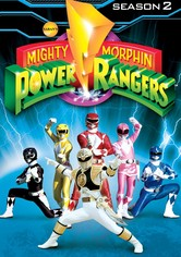 Power Rangers Season 2