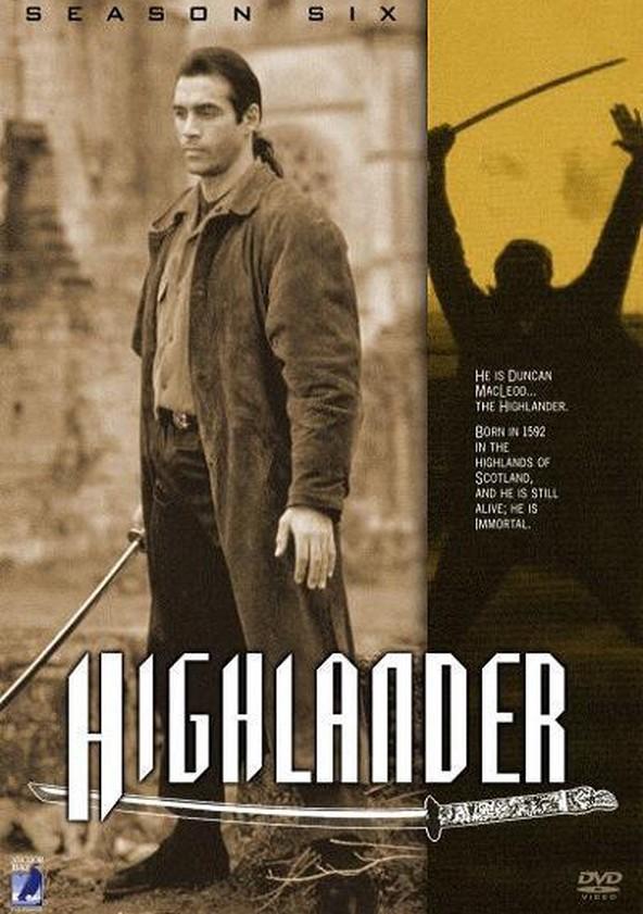 Highlander The Series Staffel 6 Stream Anschauen