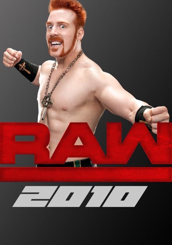 WWE Raw Season 18 poster