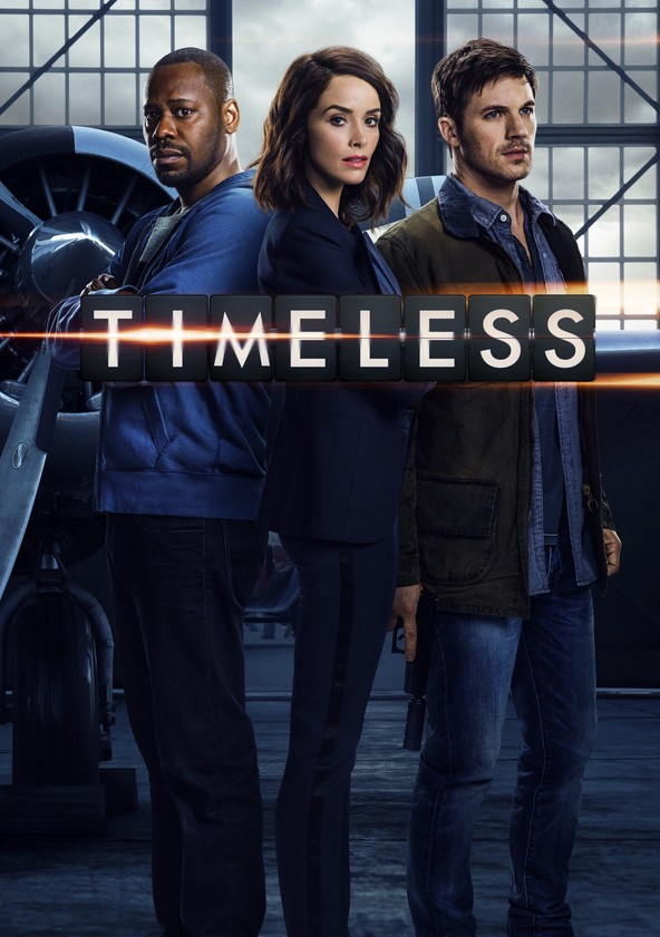 Timeless - watch tv show streaming online