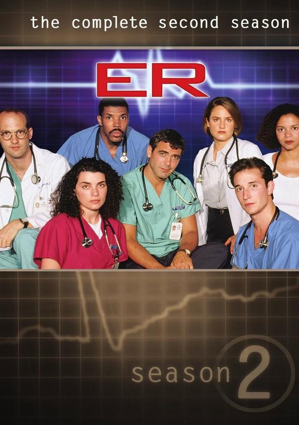 Image result for er season 2 poster