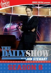 The Daily Show with Trevor Noah Saison 8