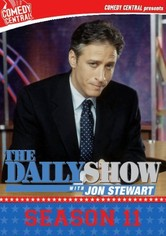 The Daily Show with Trevor Noah Saison 11