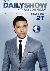 The Daily Show with Trevor Noah Saison 21