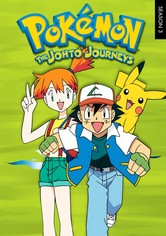 Temporada 3: The Johto Journeys