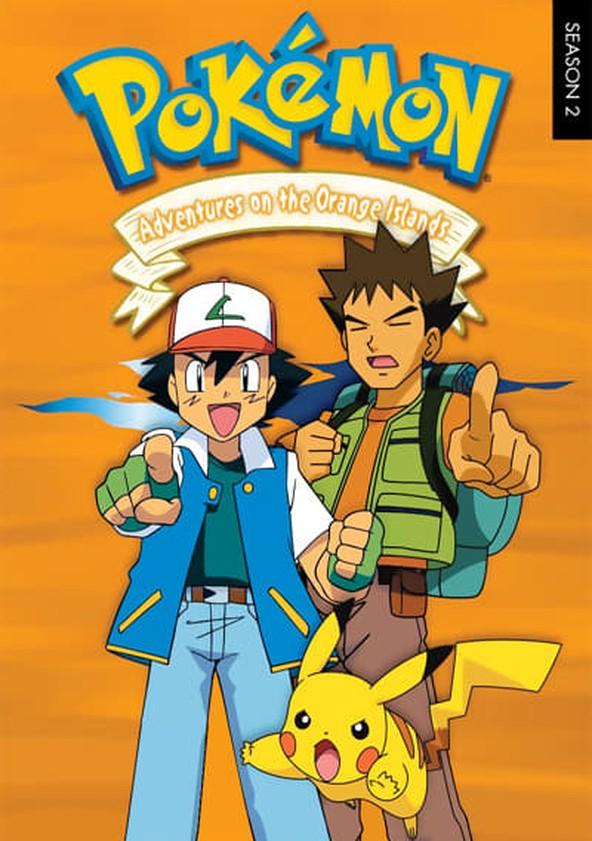 Pokémon Adventures on the Orange Islands poster