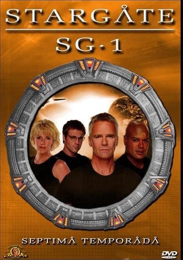 Stargate SG-1 Temporada 7 poster