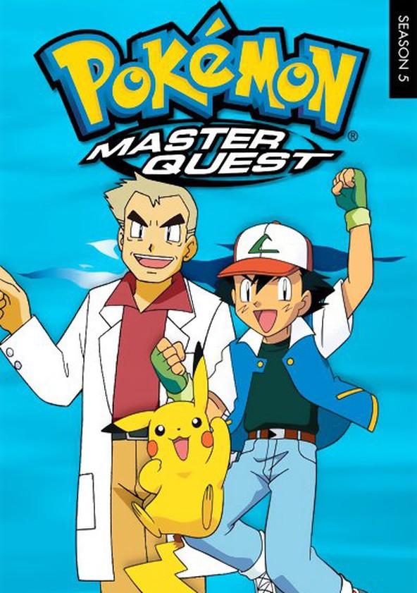 Pokémon Master Quest poster